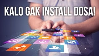 Video 10 Aplikasi Wajib Install di Android Baru MP3, 3GP, MP4, WEBM, AVI, FLV Mei 2018