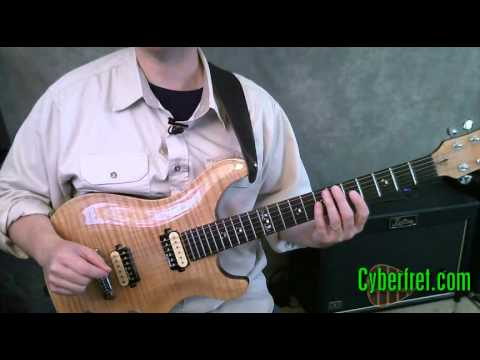 Guitar Chromatic Scale – Part 1