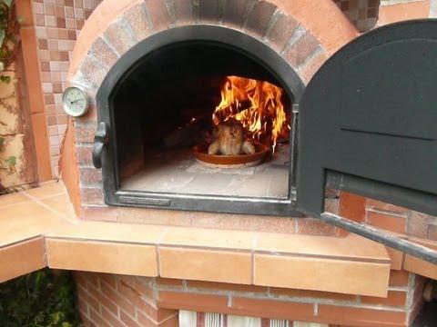 Como hacer horno lena - Construir horno lena ...