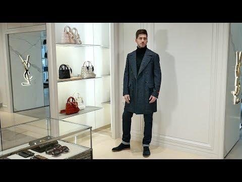 Как одеваться стильно? Повседневный casual от Isaia и Лакшери Store. видео