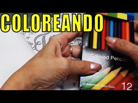 LEYENDO FRASES MOTIVADORAS Y COLOREANDO