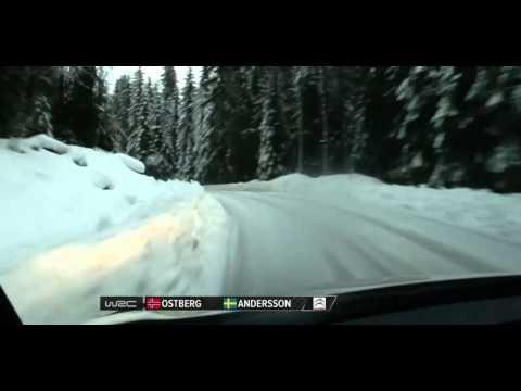 Rally Sweden 2014: Meeke - Ostberg - Mikkelsen