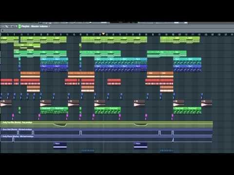 FL Studio 10-Brostep for TheUselessMouth