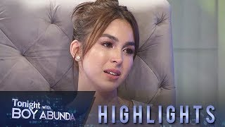 Video TWBA: Julia shed tears as she looks back on what she went through to reach her dreams MP3, 3GP, MP4, WEBM, AVI, FLV Agustus 2018