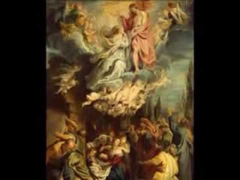 festeggiamo maria assunta in cielo !