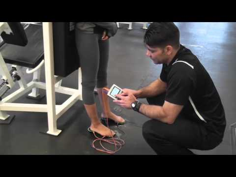 Electric Stimulation for Plantar Fasciitis