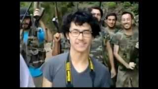 Japon Gazeteci Muhalif savaşçılardan etkilendi Müslüman Oldu.