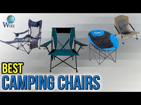10 Best Camping Chairs 2017