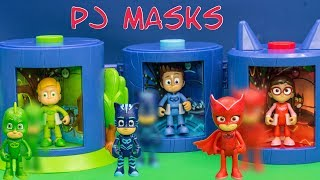 We love Disney PJ Masks! Please subscribe here:  http://www.youtube.com/user/TheEngineeringFamily?sub_confirmation=1Check out our new channel: https://www.youtube.com/channel/UCPC55dCdzIjNJd421LbK3uwIn this The Engineering Family YouTube video toy review Mr. Engineer and the Assistant use the Disney PJ Masks Transforming Rooms for Gekko, Owlette and Catboy!! Put Greg and Connor in and watch them transform! But wait...what is Romeo up too?Check out some of these other fun TheEngineeringFamily Treasure HuntsDISNEY SURPRISE TREASURE Secret Surprise Treasure with the Assistant a Disney World Video Surprise   https://youtu.be/a3c5pAJ-o-kPJ MASKS Disney Search For PJ Masks with Blaze and Paw Patrol Video  Adventure   https://youtu.be/4mV2sNE14PgAssistant Slip N Slide Bounce House Carnival Challenge Surprise Toys Video  https://youtu.be/HKE2lCvb6fMASSISTANT TREASURE HUNT Paw Patrol Look Out Hunt + toysZootopia + Lion Guard Toys Surprise Video  https://youtu.be/ECgPK35Gw3wOr these Playlists!  Funny Kids Videos     https://www.youtube.com/playlist?list=PLoLQ9unpi4OHXhaMeWT2y6P27pbuzKbckFeaturing the Assistant   https://www.youtube.com/playlist?list=PLoLQ9unpi4OGfgjxJsWnO878aLXo2TgXHAbout The Engineering FamilyWe are The Engineering Family, a family of educators working to show you how to make learning fun and engaging through toy unboxings, toy reviews, and original series designed to insight imaginative play within your family. With Mr. Engineer as an experienced engineer with a love of exploring new things, Mrs. Engineer an award winning teacher with a math and counseling focus, and their daughter The Assistant you can think of The Engineering channel as your imagination station. You can think of The Engineering Family channel as a Funbrain meets YouTube. This family is taking some of the coolest toys like Paw Patrol, Shimmer and Shine, Scooby Doo, PJ Masks, Doc Mcstuffins, and plenty of fun Real Life live action videos that help teach children valuable STEM content. As always... TheEngineeringFamily only features 100% suitable family fun entertainment.