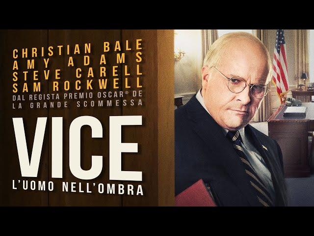 Anteprima Immagine Trailer Vice - L'uomo nell'ombra, trailer ufficiale italiano