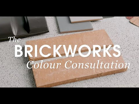 Project Colour | Brickworks Colour Consultations | Builder Video