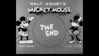 ミッキーの消防夫  ミッキーマウス  The Fire Fighters 1930