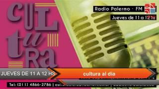 JULIO SAPOLLNIK - CULTURA AL DÍA - 8.11.2018 - MUESTRA