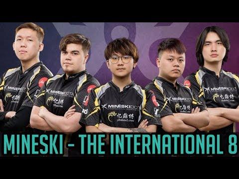 Mineski Profile. The International 8 Directly Invited Team. TI8 Dota 2 by Time 2 Dota #dota2 #ti8