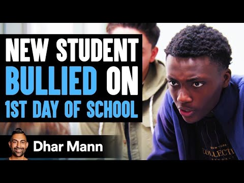 Teen Humiliates New Kid On 1st Day Of School, Instantly Regrets It | Dhar Mann