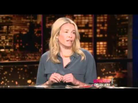 Chelsea Lately: Balls on Dress