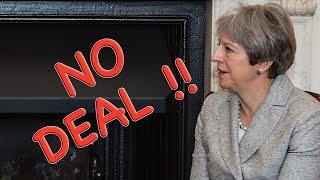 Theresa May keeps her Brexit deal powder dry!