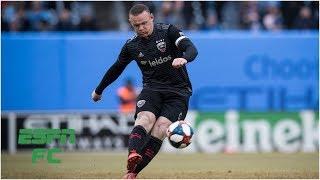 Wayne Rooney scores his first MLS hat trick | DC United vs. Real Salt Lake | MLS Highlights