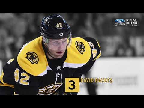 Video: Ford F-150 Final Five Facts: Bruins fall short to Predators