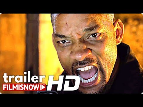 GEMINI MAN Trailer #2 (2019) | Ang Lee Will Smith Sci-Fi Action Thriller Movie