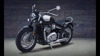 1. 2018 Triumph Bonneville Speedmaster |Specs & Features