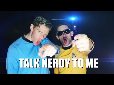 """Talk Nerdy To Me - Jason Derulo """"Talk Dirty"""" Parody"""
