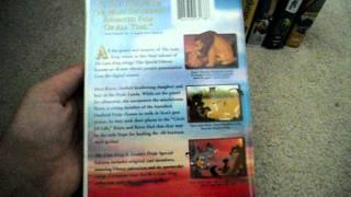 Video My Disney VHS Collection: Home Entertainment (8/31/11) MP3, 3GP, MP4, WEBM, AVI, FLV Mei 2019
