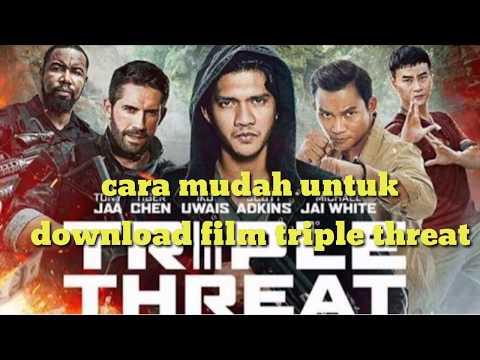 Cara download video triple threat sub indo (paling gampang)
