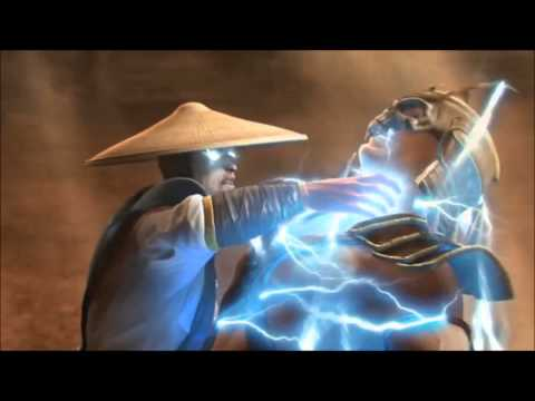 Mortal Kombat - Monster - Skillet  (HD)