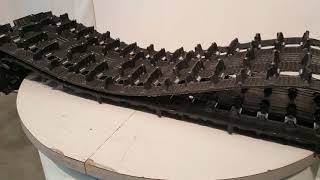 2. Camso Ice Storm 150 Snowmobile Tracks