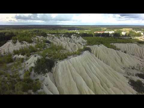 Rummu Drone Video