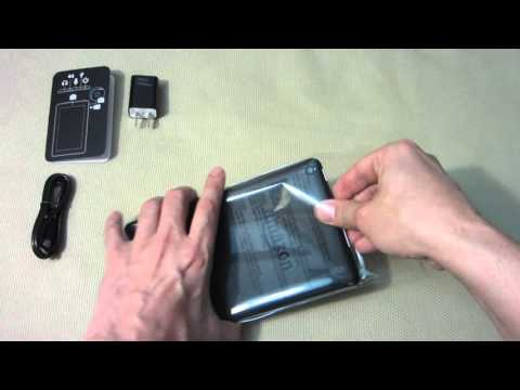 SIMPLE Unboxing Amazon Fire Tablet, 7