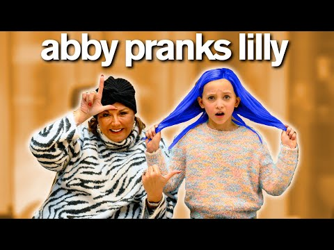 ABBY LEE PRANKS LILLY - Hysterical Dance Moms Drama