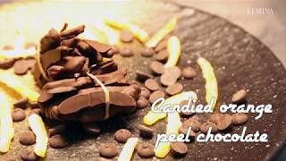 Recipe: Candied Orange Peel Chocolate