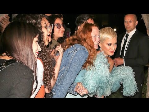 Katy Perry Makes Good On Her Promise To Her Loving Fans