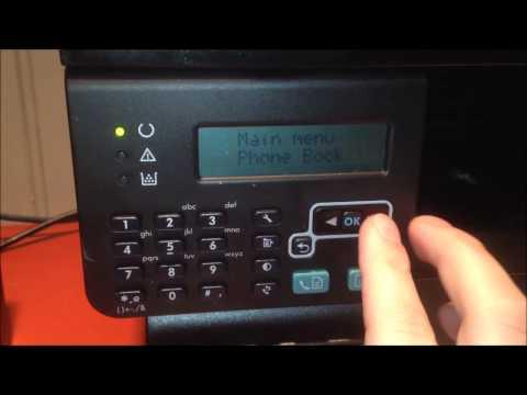 HP LaserJet M1212nf Multi-Function Printer