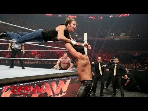 Kane බිම Sethගේ කකුල් දෙකම උඩ.... ජය කාටද ?