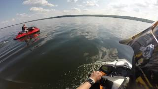 7. Sea-doo GTR 215 vs RXT 300