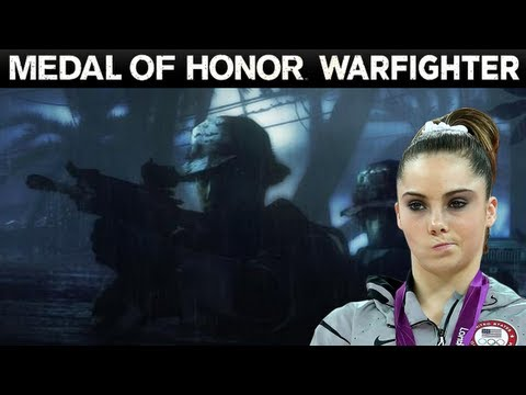 Totalbiscuit - TotalBiscuit is not pleased by Medal of Hono(u)r : Warfighter.