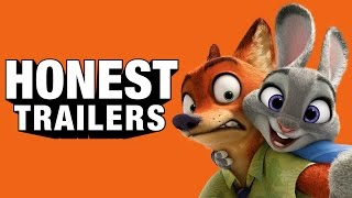 Video Honest Trailers - Zootopia MP3, 3GP, MP4, WEBM, AVI, FLV Mei 2018