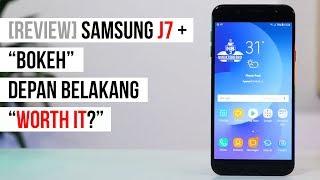 """Video [REVIEW] Samsung J7+ Kamera """"Bokeh"""" Depan Belakang?Banyak Plus Plus Apakah Worth it? [Part 2/2] MP3, 3GP, MP4, WEBM, AVI, FLV November 2017"""