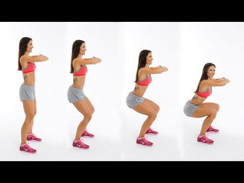 hip pain from squats