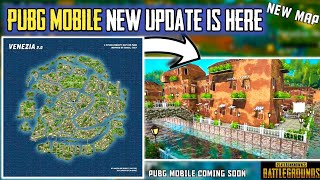😍 PUBG Mobile New Map Venezia 2.0: Release Date, Weapons, Vehicle, Underwater Gun & More ✔