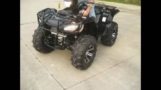 5. 2011 SUZUKI KING QUAD 750 4X4 AXI $3600 FOR SALE WWW.RACERSEDGE411.COM