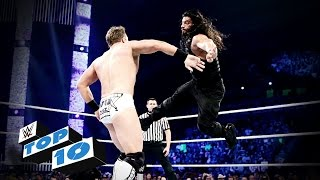 Nonton Top 10 WWE SmackDown moments - February 6, 2015 Film Subtitle Indonesia Streaming Movie Download