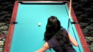 Yu Ram Cha V Allison Fisher Women's 9-Ball Pro Finals Galveston World Classic