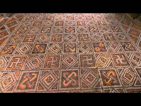 VÍDEO: Un recorrido virtual por la Villa Romana de La Olmeda (Palencia)