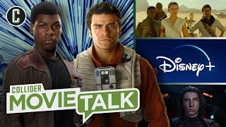 Star Wars: The Rise of Skywalker Stars Not Interested in Disney Plus Shows - Movie Talk by Collider