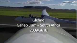 Gariep Dam South Africa  city photos gallery : Gliding South Africa - Gariep Dam