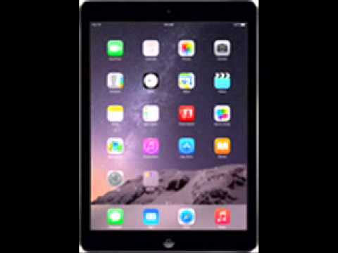 Best Price ME991LL/A Apple iPad Air + Cellular 16GB (AT&T) Space Gray/Black